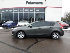 2012 Mazda MAZDA3 GX 5 dr 5 spd manual transmission