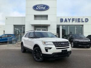 2019 Ford Explorer XLT FORDPASS CONNECT HILL START ASSIST SYN...