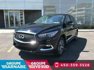 2017 Infiniti QX60 PRIVILEGE 3.5L AWD NAVIGATION *WOW LOW MILAGE
