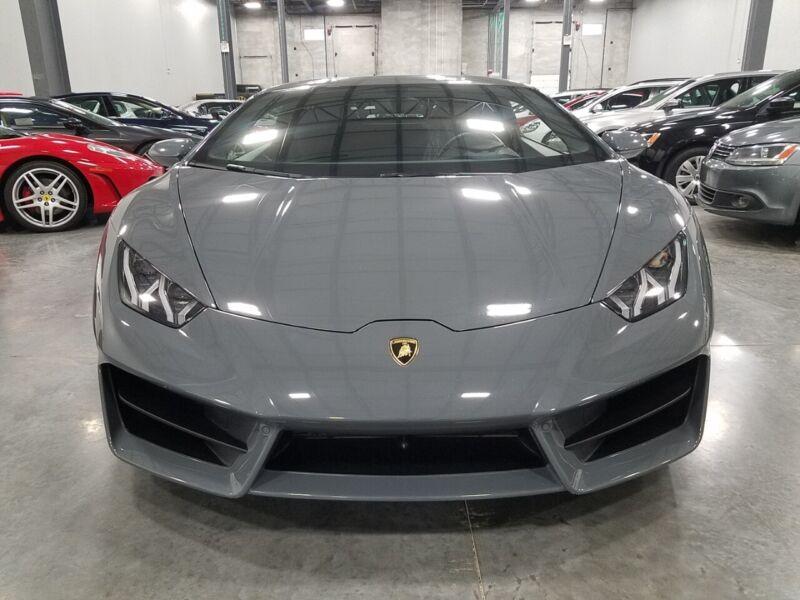 Image 3 Voiture American used Lamborghini Huracan 2017
