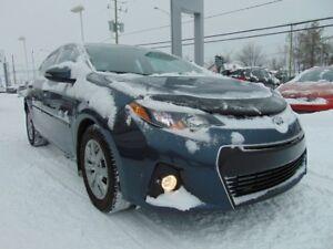2014 Toyota Corolla S / CAMERA DE RECUL