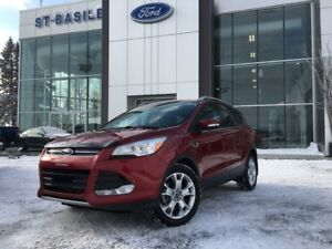 2015 Ford Escape Titanium, EcoBoost 2.0L / Cuir 96$ weekly / 72