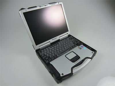 BRAND NEW PANASONIC TOUGHBOOK CF-29 FULLY RUGGED LAPTOP, GPRS, BLUETOOTH WIN XP