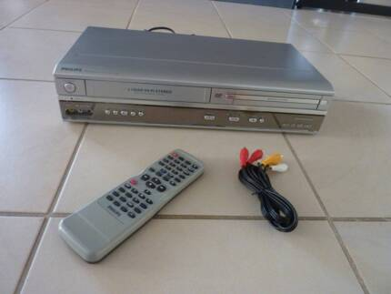Philips DVD/VCR Combo (Player/Recorder)