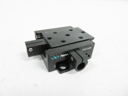 "NEWPORT 460A-XY XY LINEAR STAGE QUICK-MOUNT 0.5"" TRAVEL"