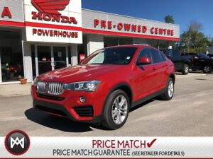 2016 BMW X4 XDrive28i* SUNROOF! BACK-UP CAM! POWER TAILGATE!