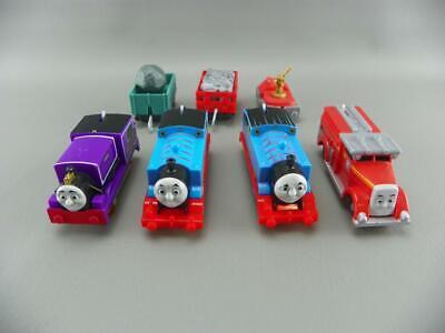 TOMY Thomas The Train Trackmaster Flynn Firetruck Charlie Thomas Engine Car Lot