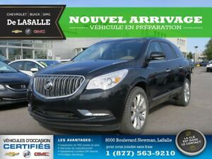 2014 Buick Enclave GROUPE CUIR / AWD Wow, Like New..!