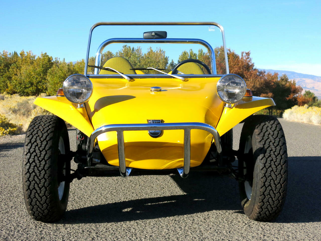 The Original American Dune Buggy - 1965 Meyers Manxter 2+2