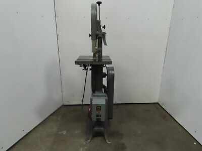 Rockwell 28-200 14 1hp 115208-230v 1ph Vertical Wood Band Saw With Tilt Table