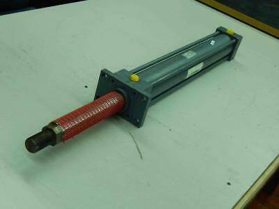 Miller Stroke 21 Bore 2-12 Rod 1 3000 Psi Hydraulic Cylinder