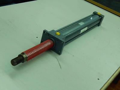 Miller Stroke 21 Bore 2-12 Rod 1 3000 Psi Hydraulic Cylinder