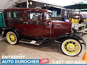 1930 Ford Model A - MODEL - A -