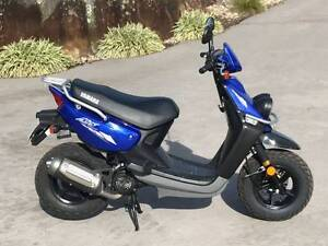 2007 Yamaha BWS Sport Scooter Launceston Launceston Area Preview