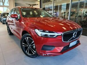 2020 Volvo XC60 UZ MY20 T5 AWD Momentum Red 8 Speed Sports Automatic Wagon North Hobart Hobart City Preview