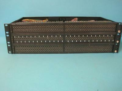 New Adc Jc648m Bantam Comm Jackfield 6 Wire Jc-648m 6 Wire 48 Circuit Panel