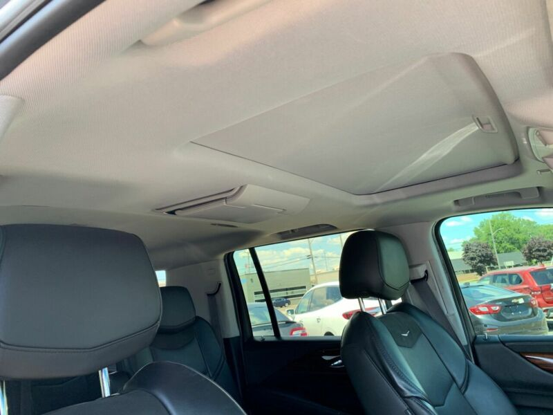 Image 11 Voiture American used Cadillac Escalade 2015