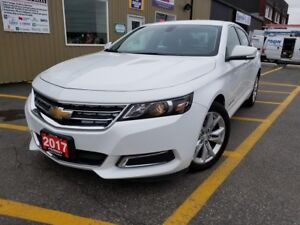 2017 Chevrolet Impala LT-FACTORY WARRANTY-BLUETOOTH-APPLE CAR PL