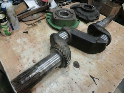 John Deere 60 Crankshaft And Bearings A4390r