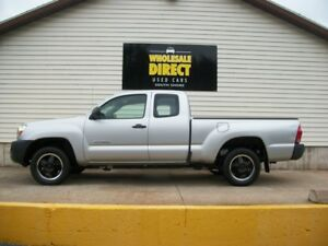 2008 Toyota Tacoma LOW MILEAGE AND BRAND NEW FRAME!