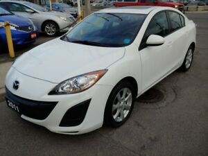 2011 Mazda MAZDA3 EXCELLENT CONDITION / DRIVES GREAT / 167 KMS