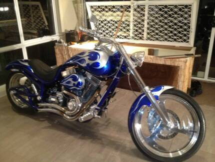 Harley custom Leopold Geelong City Preview