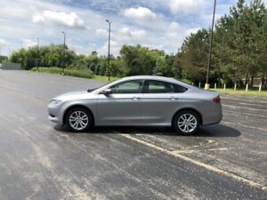 2015 Chrysler 200 LIMITED FWD