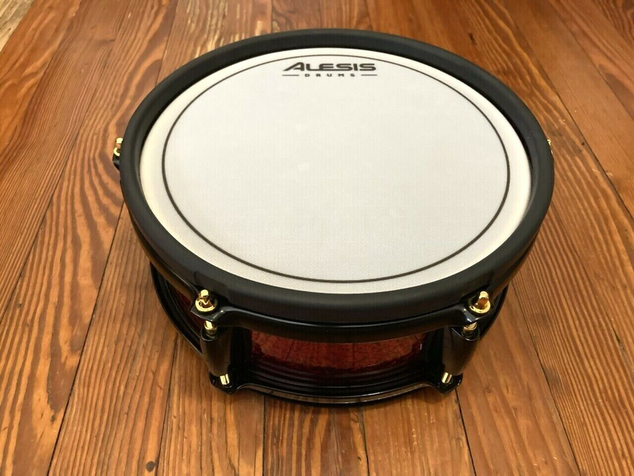 "10"" Drum Pad Alesis Strike Pro SE NEW w/L Bar Special Ed. Electronic Kit"