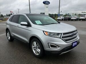 2016 Ford Edge SEL | AWD | One Owner | Remote Start