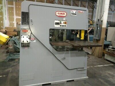 Equipment Specific Tooling - Vertical Band Saw