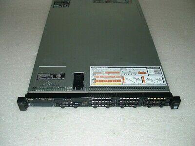 Dell Poweredge R630 Barebones ____ 2x Heatsinks  / iDracEnt / 2x 750w