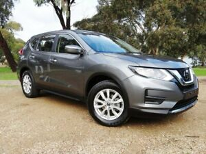 2017 Nissan X-Trail T32 Series II ST X-tronic 4WD Grey 7 Speed Constant Variable Wagon Morphett Vale Morphett Vale Area Preview