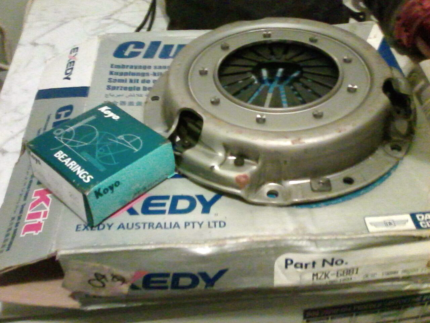 Clutch kit for Mazda or ford $90