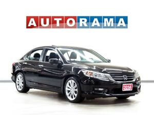 2014 Honda Accord TOURING NAVIGATION LEATHER SUNROOF BACK UP CAM