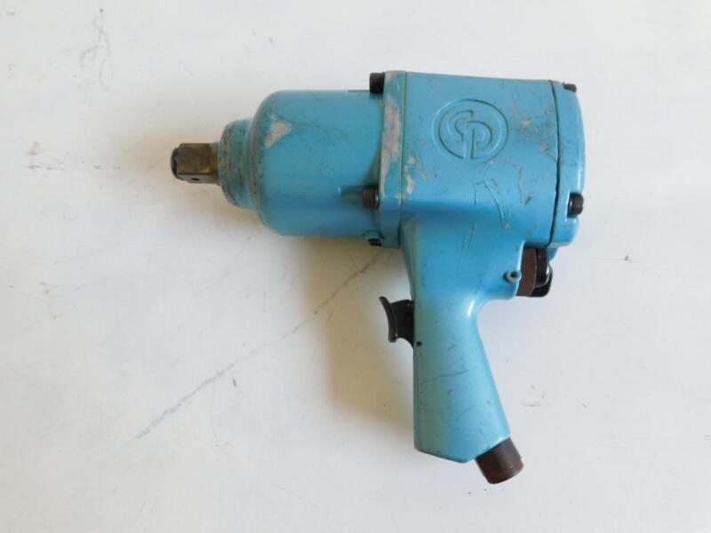 "CHICAGO PNEUMATIC CP893 1"" DRIVE AIR PNEUMATIC IMPACT WRENCH INGERSOLL RAND"