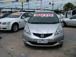 FROM ONLY $49 P/WEEK ON FINANCE* 2009 HONDA JAZZ (FWD) AUTO SEDAN Coburg North Moreland Area Preview