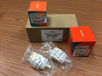 Kubota Oem Bx Filter Maintenance Kit Bx24 Bx25 Bx2230 Bx2350 Bx2360 Bx2370