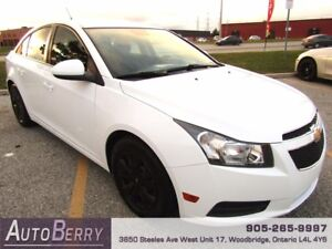 2014 Chevrolet Cruze 1LT **CERTIFIED ACCIDENT FREE 1 OWNER**