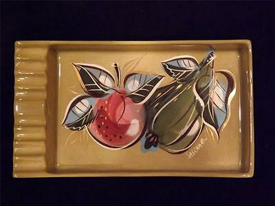 Mid Century Modern Sasha Brasoff Fruit Ashtray
