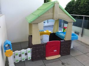 Little Tikes Deluxe Home and Garden Playhouse Lindfield Ku-ring-gai Area Preview