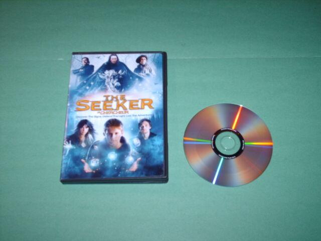 The Seeker (DVD, 2008, Canadian; Dual Side)