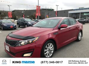 2015 Kia Optima EX HEATED LEATHER..SATELLITE RADIO..BLUETOOTH CO