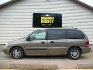 2005 Ford Freestar ONLY 108K!! - ALLOY WHEELS - CRUISE CONTROL