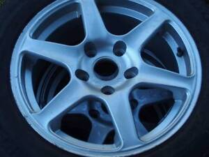 commodore rims/tyres vn,vr,vs,vt,vx,vy,vz. Landsdale Wanneroo Area Preview