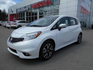 2016 Nissan Versa Note ENSEMBLE SPORT SR DEMONSTRATEUR