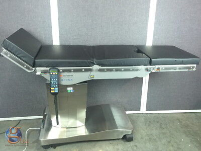 Schaerer Mayfield Medical Arcus 8601 601 Or Mobile Surgery Surgical Table