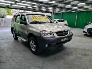 2004 Mazda Tribute MY2004 Limited Sport Traveller Champagne 4 Speed Automatic Wagon