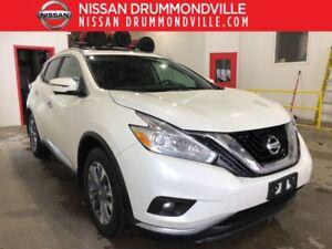 2017 Nissan Murano SL AWD  -CERTIFIÉ - TOIT PANO - DÉMARREUR !!