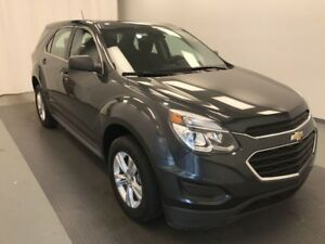 2017 Chevrolet Equinox LS 5 PASSENGER, CLOTH SEATS, KEYLESS E...
