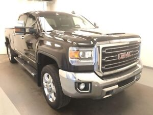 2018 GMC Sierra 2500HD SLT DIESEL, HEATED LEATHER, HEATED STE...